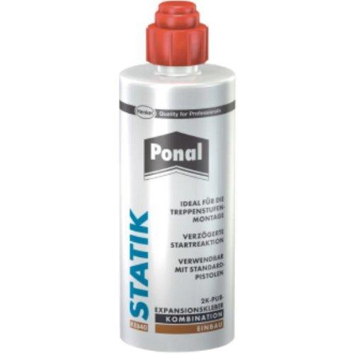 Expansionskleber Ponal Statik PNA10, 10 Kartuschen a 165g, 2-K