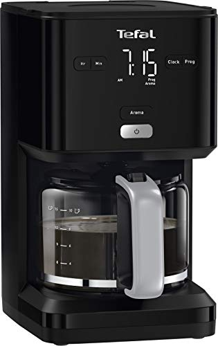 Tefal Smart N Light CM6008 Cafetera Filtro