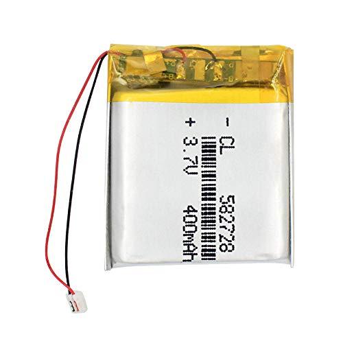 wangxiaoping 1 STÜCK 582728 3,7 V 400 mAh Wiederaufladbarer Li-Polymer-Li-Ionen-Akku für Q50 G36 Y3 Smartwatch für Kinder mp3 Bluetooth-Headset