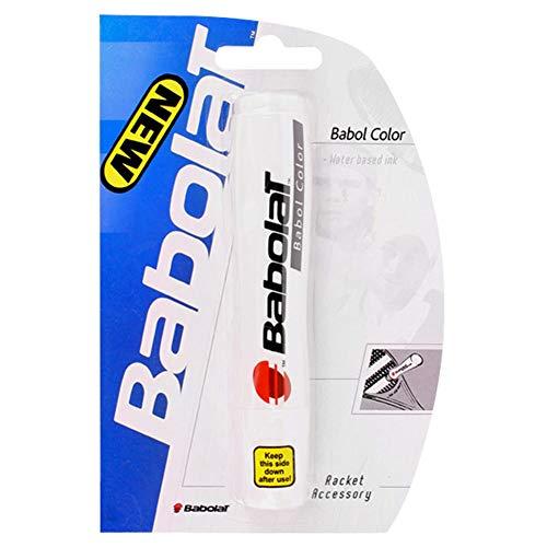 Babolat Color Tinta de Tenis, Unisex Adulto, Blanco, Talla Única