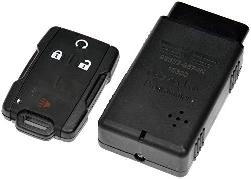 Dorman 99352 Keyless Entry Transmitter for Select Chevrolet/GMC Models, Black (OE FIX)