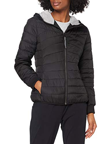 ESPRIT Sports Womens Jacke Sporty Jacket, 001/Black, M