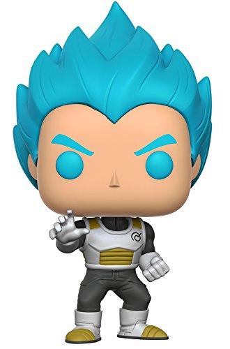 FunkoPOP!Dragon Ball: Vegeta Super Saiyan God Blue