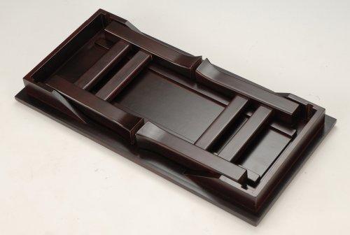 オスマック 桐製折りたたみ便利机 小 SDX-600