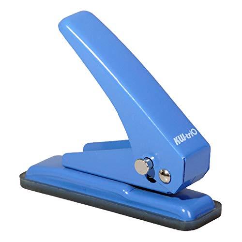 Perforatore, perforatore di carta del foro singolo, perforatore del foro della mano di Gelrhonr Low Force un foro, per carta, truciolato, schede di indice