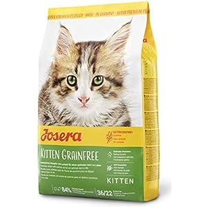 JOSERA Kitten grainfree | getreidefreies Katzenfutter mit Lachsöl | Super Premium Trockenfutter für wachsende Katzen… 3