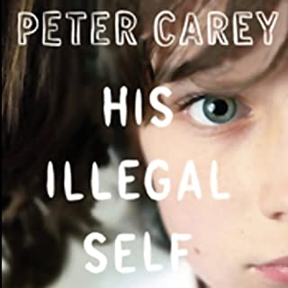 His Illegal Self audiobook cover art