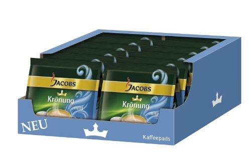 """Jacobs Krönung Kaffeepads \""""mild\"""", (12x 105 g, 192 Portionen)"""