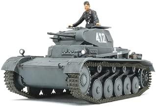 Tamiya Models Panzerkampfwagen II Ausf.A/B/C Model Kit (1/48 Scale)