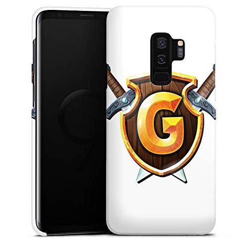 DeinDesign Premium Case kompatibel mit Samsung Galaxy S9 Plus Duos Hülle Handyhülle Gommehd Fanartikel Merchandise Fan Article Merchandise