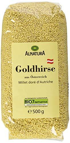 Alnatura Goldhirse Packung, 500 g