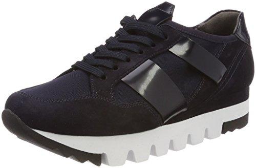 Kennel und Schmenger Damen Lion Sneaker, Blau (Ocean Sohle Weiß-Schwarz), 38 EU (5 UK)
