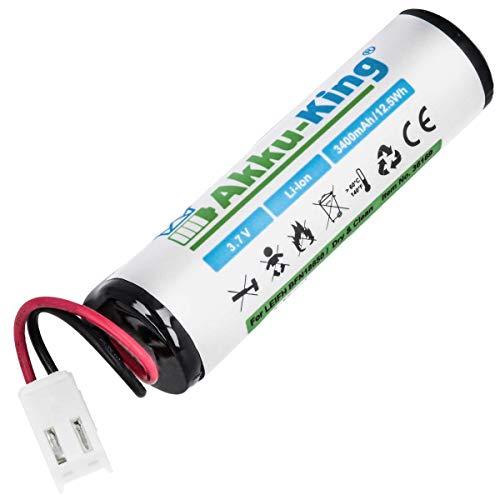 Akku-King Power-Akku kompatibel mit Leifheit BFN18650 1S1P - Li-Ion 3400mAh 3.7V - für Leifheit Dry&Clean 51000, 51002, 51113, 51114, 51146