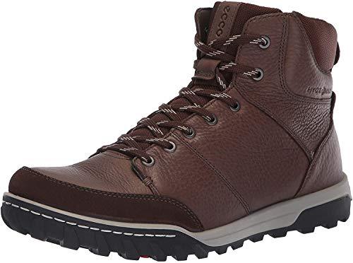 ECCO Herren URBAN Lifestyle Hohe Sneaker, Braun (Coffee 51869), 41 EU