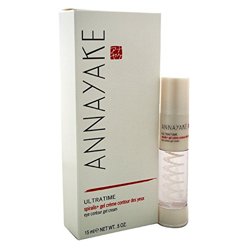 Annayake Ultratime Spiralis Eye Gel Cream, 1er Pack (1x15ml)
