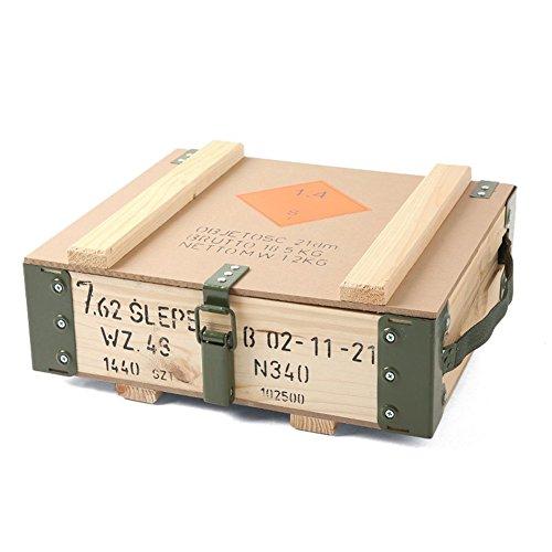 復刻 ポーランド軍 アンモボックス メタルフレーム