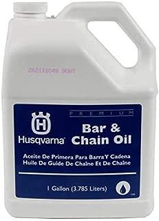 HUSQVARNA FOREST & GARDEN 610000161 Gallon Chain Saw Bar/Chain Oil