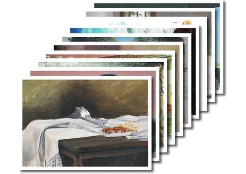Postkarten A6 +++ MIX SET Nr. 1 von modern times +++ 10 schöne Otto Waalkes Motive +++ Modern Times© Ottifant Productions GmbH