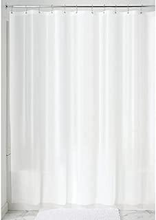 iDesign Mildew-Free EVA 5.5 Gauge Shower Curtain Liner, 72