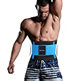 ABZON シェイプアップベルト ダイエットベルト発汗 脂肪燃焼 ウエストトリマーベルトお腹引き締めベルト腰痛緩和 腰椎固定 腰 保護 高品質材料.