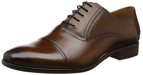 Steve Madden Herbert Low, Zapatos de Cordones Derby Hombre