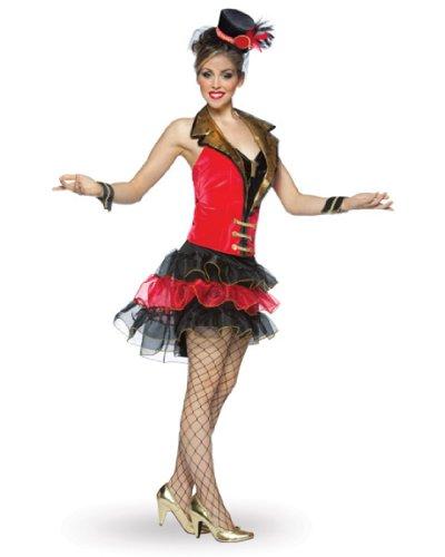 Disfraz domadora de circo para mujer