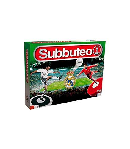 Eleven Force Subbuteo Playset Real Madrid CF 2019/20, Juventud Unisex, Multicolor, 42 x 29 x 10 cm
