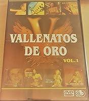 Vallenatos De Oro 1 [DVD] [Import]