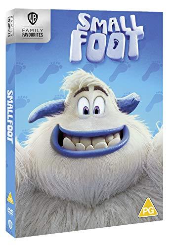 Smallfoot [DVD] [2018]