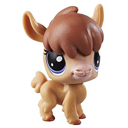 Littlest Pet Shop Single Pet (Alpaca)