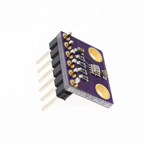 TOOGOO GY-BMP280-3.3 Modulo de Sensor de presion atmosferica de Alta Precision para Arduino