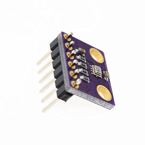 SODIAL GY-BMP280-3.3 Modulo de Sensor de presion atmosferica de Alta Precision para Arduino