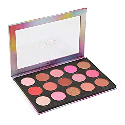 LaRoc 15 Colour Cocktail Collection. Each palette has been designed to offer a range of stunning shades from Mai Tai to Milkshake. All shades with their unique names are highly pigmented and long lasting. Palette size: 23cm x 15cm. 5 Different palett...
