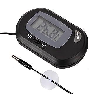 fitTek Termometro Digital LCD Medidor para Acuario Terrario (B00CKIEZ2E) | Amazon price tracker / tracking, Amazon price history charts, Amazon price watches, Amazon price drop alerts