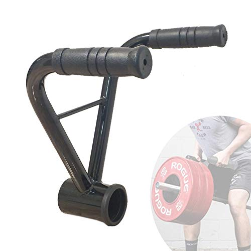 Photo of Grip Landmine Handle And Landmine Platform Insert – for 50Mm (2In) Olympic Bars, T Bar Row, Rowing Bar – Perfect for Weight Lifting, Weight Training, Bodybuilding,A