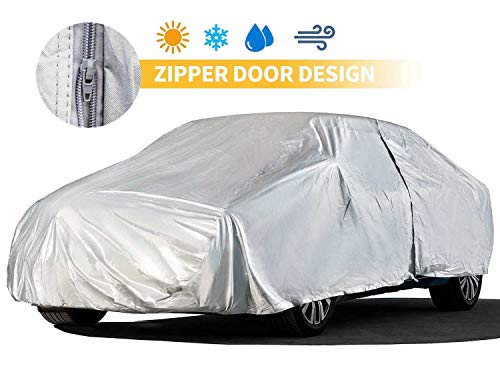 Car Dress Outdoor/Indoor Universal Car Cover