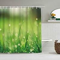 シャワーカーテンパイ数学プリント防水バスライナーフック含まれるdBathroom装飾的なアイデアポリエステル生地アクセサリー