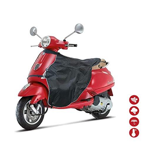 Awayhall Linuscud Cubre Piernas Universal para Scooter, Dela
