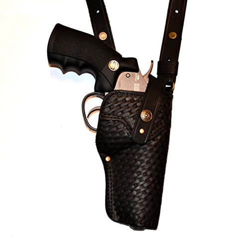 XCH Shoulder Vertical Gun Holster 1911 Type Pistol, S&W...