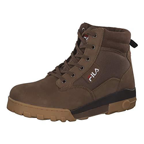 Fila Boots Herren Grunge II MID 1010700.GQU Partridge Braun, Schuhgröße:43