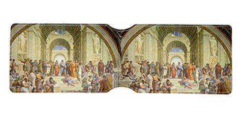 Urbangift , Unisex Erwachsene Fahrausweishülle, - Raphael The School of Athens - Größe: One Size