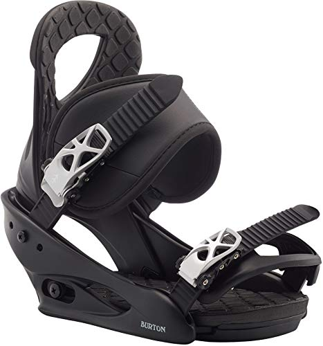 Burton Citizen Snowboard Bindings Womens Sz M (6-8) Black