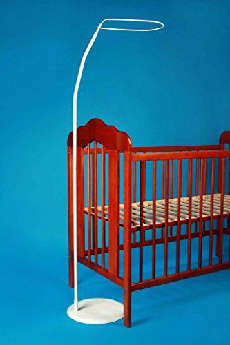 4Mum&Baby Ständer für Betthimmel oder Moskitonetz, für Kinderbett