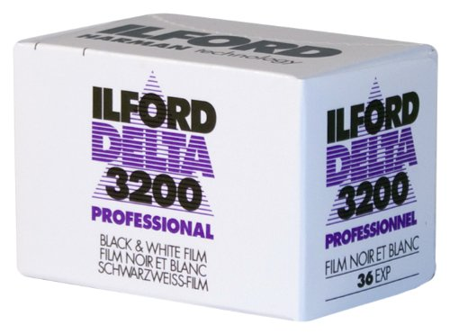 Ilford Delta 3200 Film