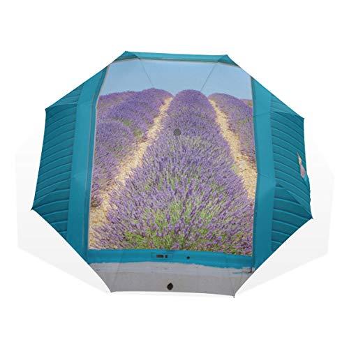Paraguas de Viaje Hermosa Vintage Griego Ventana Anti UV Com