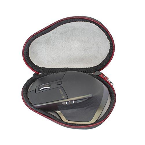 para Logitech MX Master / 2S Ratón inalámbrico Viajar Difícil Caso Bag por VIVENS