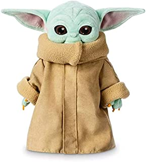 Betterbelt 10.84 inch Yoda baby Plush Toy, The Child Baby Yoda Soft Stuffed Doll ,Gifts Toy for Baptisms, Easter, Special ...