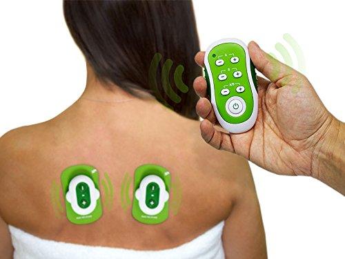 Elettrostimolatore terapia TENS Wireless Senza Fili per alleviare il dolore consigliato da medici e fisioterapisti