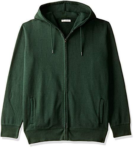 Celio Men's Sweater (3596654926256_Green_L)