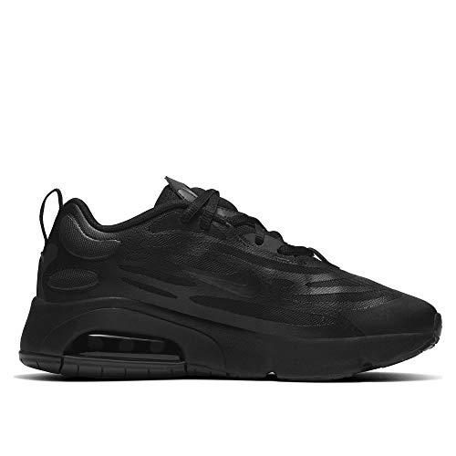 Nike Air MAX EXOSENSE (GS), Zapatillas para Correr para Niños, Black Off Noir, 38 EU